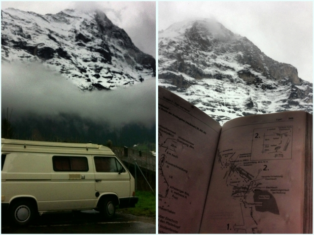 Studying Eiger